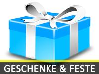 Geschenke & Feste