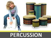Trommeln & Rhythmusinstrumente
