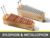 Xylophon & Metallophon