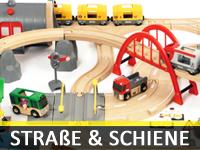 Eisenbahn, Baustelle, Straßenverkehr