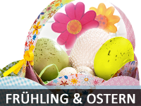 Basteln Frühling & Ostern