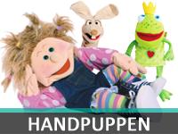Handpuppen & Handschuhtiere
