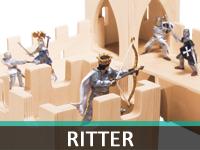 Ritterburg & Ritterfiguren