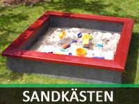 Sandkästen & Sandspielgeräte