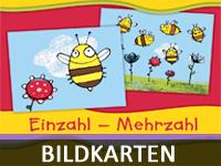 Sprachförderung - Bildkarten