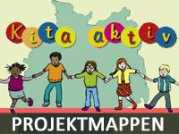 Kita aktiv Projektmappen