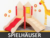 Spielhäuser & Spielburgen