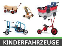 Kinderfahrzeuge Übersicht