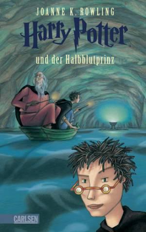 Harry Potter und der Halbblutprinz, Band 6