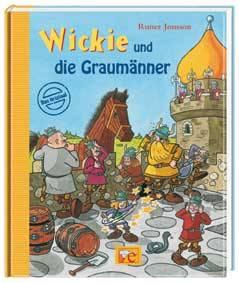 Wickie und die Graumänner (Ausstellungsexemplar)