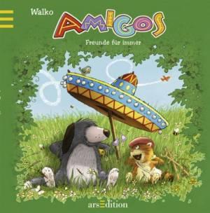 Amigos - Freunde für immer (Ausstellungsexemplar)