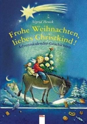 Christkind Bilder Weihnachten.Frohe Weihnachten Liebes Christkind Ausstellungsexemplar