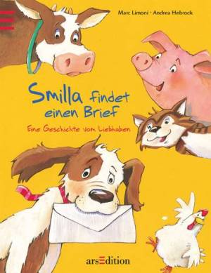 Smilla findet einen Brief (Ausstellungsexemplar)