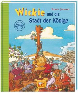 Wickie und die Stadt der Könige (Ausstellungsexemplar)