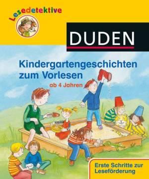 Lesedetektive: Kindergartengeschichten zum Vorlesen (Ausstellungsexemplar)