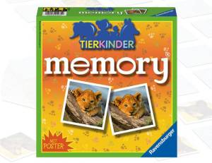 Memory Tierkinder
