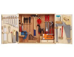 Werkzeugschrank 42-teilig