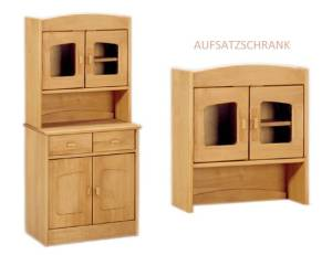 Kinderküche Anrichte Aufsatzschrank 60 cm (Einzelstück)