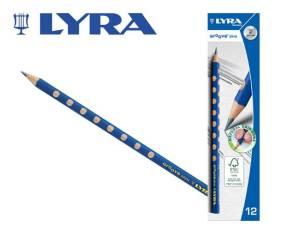 Lyra Groove Slim Bleistift HB, 12er Set