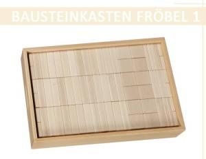 Bausteinkasten Fröbel 1 (BF1)