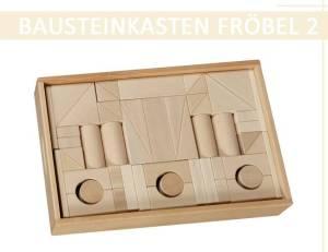 Bausteinkasten Fröbel 2 (BF2)
