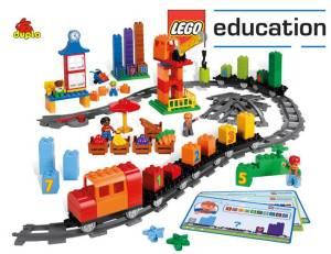 Lego Duplo Education Mathe-Zug