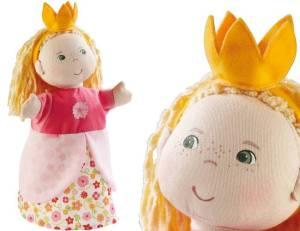 Haba Handpuppe Prinzessin
