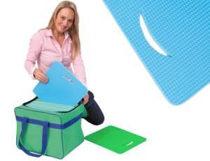 Sitzkissen Kunststoff   30er Set