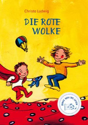 Jonas Weg ins Lesen - Die rote Wolke (Einzelstück)