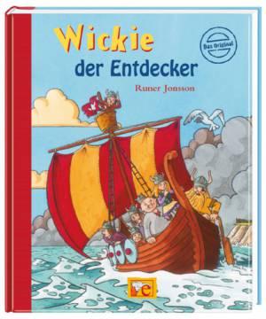 Wickie der Entdecker, Band 4 (Ausstellungsexemplar)
