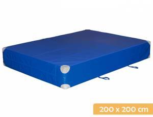 Weichbodenmatte 200 x 200 x 25 cm