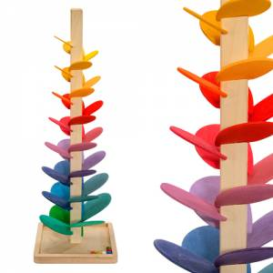 Murmelspiel Klangbaum | Höhe 73 cm