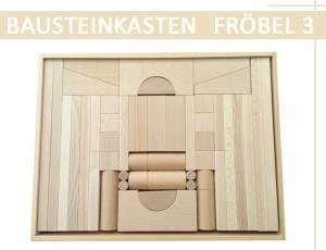 Bausteinkasten Fröbel 3 (BF3)