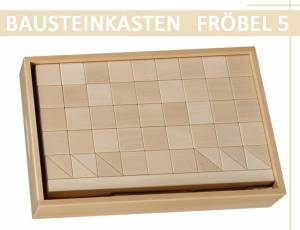 Bausteinkasten Fröbel 5 (BF5)