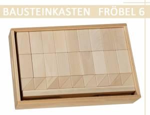 Bausteinkasten Fröbel 6 (BF6)