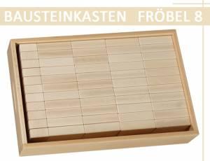 Bausteinkasten Fröbel 8 (BF8)