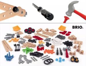 BRIO Builder Kindergartenset 270 Teile