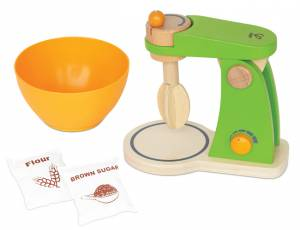 Kinderküche - Hape Mixer 4-teilig