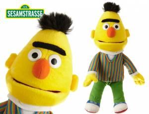 Sesamstrasse® Bert Plüschfigur
