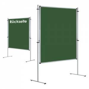 Präsentationstafel Tafel Grün