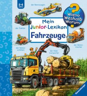 Mein junior-Lexikon: Fahrzeuge (Sonderband)