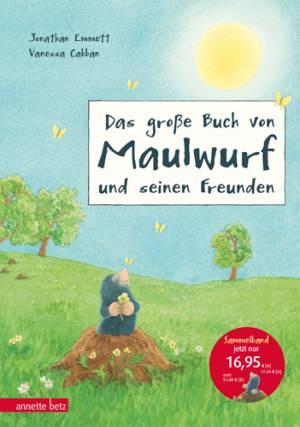 Das große Buch von Maulwurf und seinen Freunden (Sammelband)