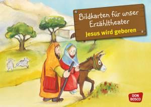 Kamishibai - Jesus wird geboren
