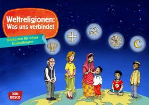 Kamishibai - Weltreligionen: Was uns verbindet
