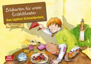 Kamishibai - Das tapfere Schneiderlein