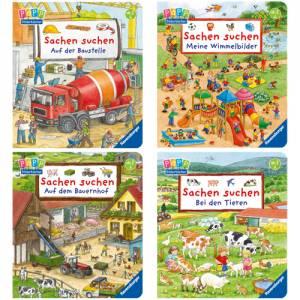 Ravensburger Papp - Sachen suchen für kleine Entdecker