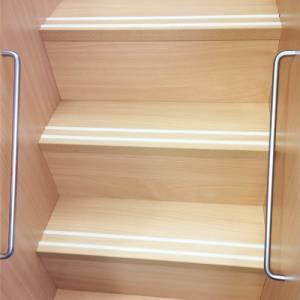 Wickelkommode Handlauf für Treppen