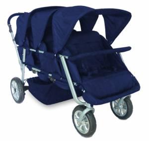Kindertransportwagen - Buggy Krippe (6 Sitze)