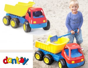 Dantoy Sandspielzeug - Riesentruck Giant