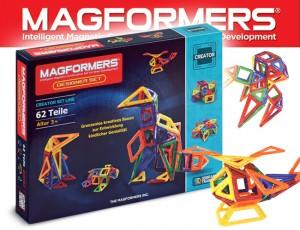 Magformers Designer Set - 62 Teile